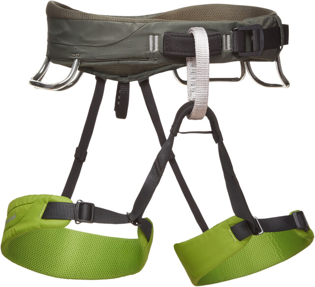 Klettergurt Black Diamond Solution : Black diamond momentum harness men verde campz